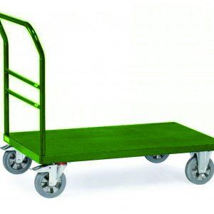 Carucior cu platforma pentru transport 4