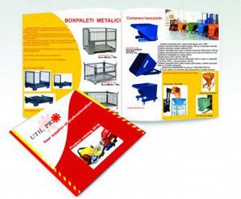 Catalog cu produse si echipamente industriale furnizate de UtilPro