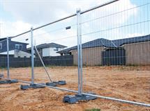 gard metalic temporar